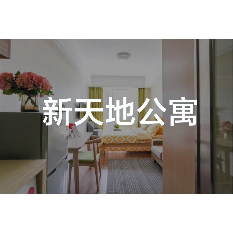 新天地公寓项目 家具设计定制配饰 欢...