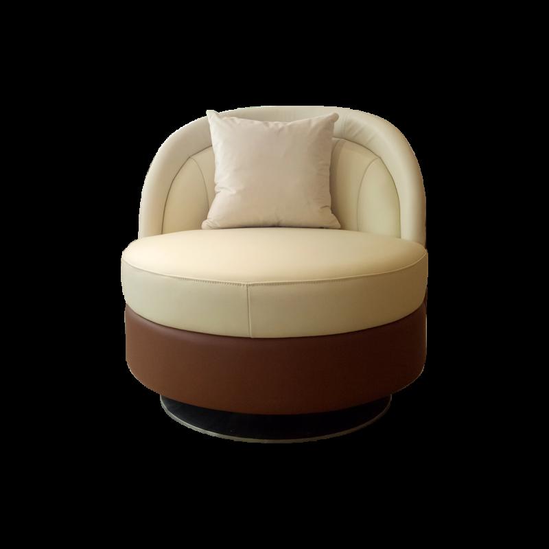 1812LS77-B轻奢休闲椅S77轻奢系列
