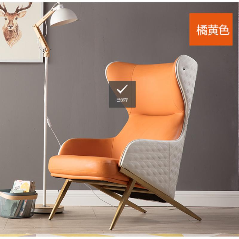 1812DS78-P轻奢休闲椅S78轻奢系列