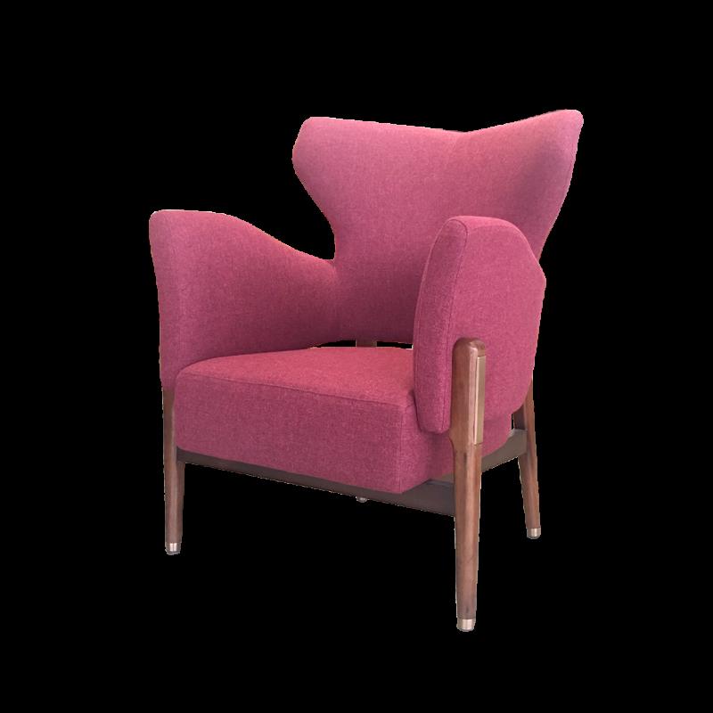 1812DS73-B轻奢休闲椅S73轻奢系列