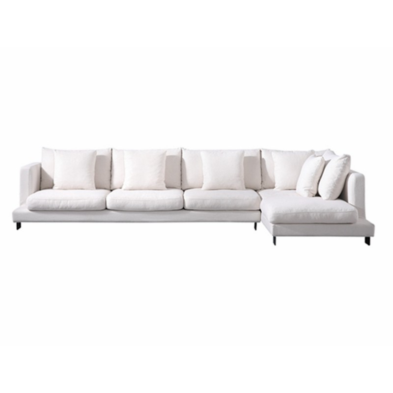 150沙发 静欧现代 奶白色
