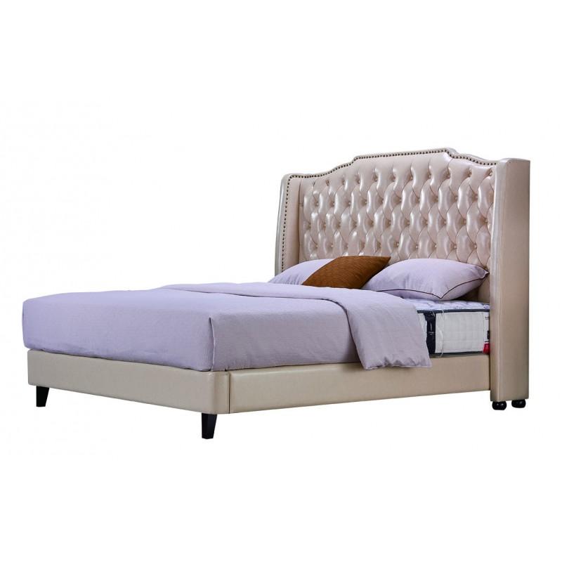 SA107上品美式1.8米床